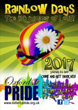Oxford Pride Rainbow Days 2017