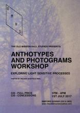 Anthotypes and Photograms workshop