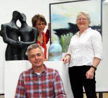 New Perspectives exhibitors