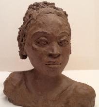 Model Ruby in Clay, will be the workshop model