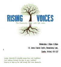 Rising Voices Folk Choir