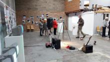 """Vaguity"". WAS Collaborative Exhibition, OVADA"
