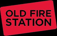 Old Fire Station Logo