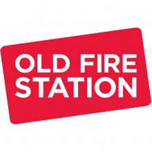 Old Fire Station Logo