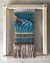 Project Level 1: Woven Wall-Hanging Workshop