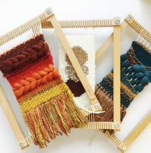 Level 2: Introduction to Weaving Group Workshop
