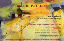 Jon Rowland Exhibition