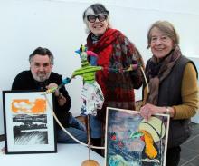 Paul Murphy, Anna Steiner & Ann Crawford
