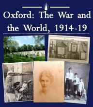 Oxford: The War and the World, 1914-19
