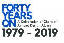 A Celebration of Chenderit Art & Design Alumni 1979-2019