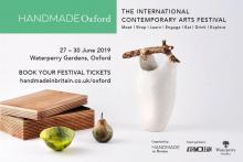 Oxfordshire Craft Guild at Handmade Oxford