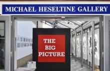 Big Picture at Heseltine Gallery