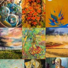 LiterArties: Author-Artists and their Visual Stories at Cornerstone, Didcot