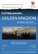FLJS Films presents: Golden Kingdom