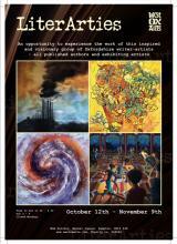LiterArties exhibition at West Ox Arts