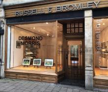 Desmond Morris