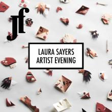 Laura Sayers Artist Evening at The Jam Factory