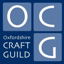 Oxfordshire Craft Guild at Craft Fair in Abbey Buildings Abingdon
