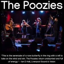The Poozies at Cornerstone, Didcot