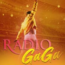 Radio Ga Ga – The Ultimate Tribute To Queen at Cornerstone, Didcot