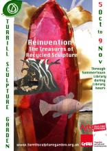 poster  of Reinvention exhibition