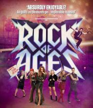 Rock Of Ages - post-show Rock-e-oke