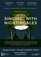 Singing with Nightingales Poster