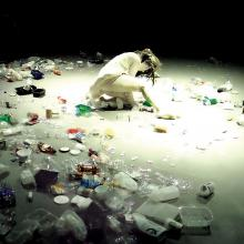 Butoh performance / Tipping Point - Our World in Crisis / Gaia