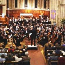 St Giles Orchestra at Cornerstone, Didcot