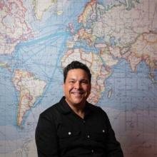 Dom Joly's Holiday Snaps: Travel and Comedy In The Danger Zone at Cornerstone, Didcot