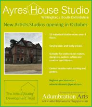 Studio spaces available. Wallingford, Oxfordshire
