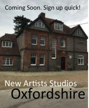 potential new artists studios Oxfordshire