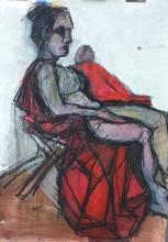 Life Drawing at ovada