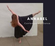 Annabel Clarance / dancer, choreographer, teacher