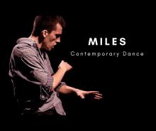 Miles Kearley / dancer, choreographer, teacher