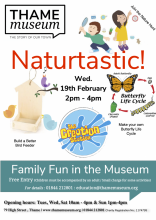 Family Fun Half Term Event at Thame Museum