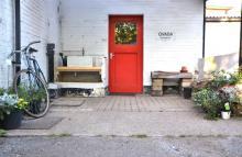 OVADA Gallery entrance