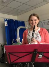 Apply for FLOURISH if you want to learn about arts in hospital