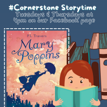 Cornerstone Storytime returns with Mary Poppins