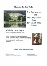 The Dashwoods & West Wycombe Park a talk by Peter Hague