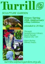 Winter Spring Sculpure Selling Exhibition