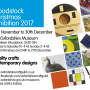 Oxfordshire Craft Guild Christmas Exhibition Woodstock Oxfordshire