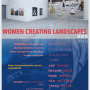 HATCHED2021 women creating landscapes part of oxford international women festival feminism women issues women artists