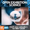 Cornerstone's Open Exhibition, Artweeks May 2020